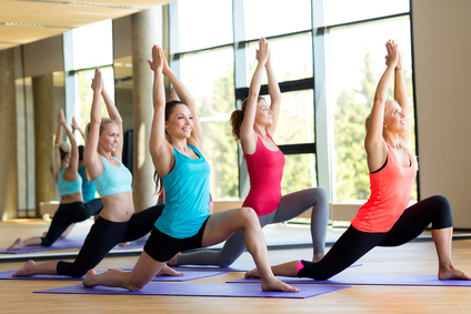 Neuer Kurs: Five GYM - Streching